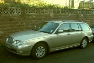 My lovely golden Duchess car